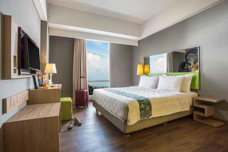 BEDROOM Pesonna Hotel Semarang