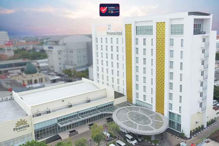 EXTERIOR_BUILDING Pesonna Hotel Semarang