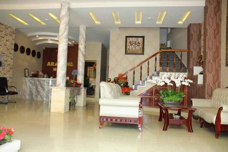 LOBBY Khách sạn Arapang Đà Lạt
