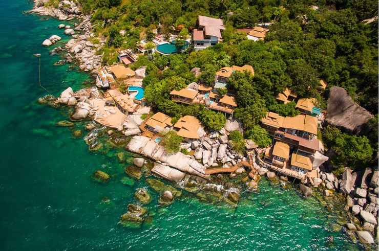EXTERIOR_BUILDING Dusit Buncha Resort Koh Tao