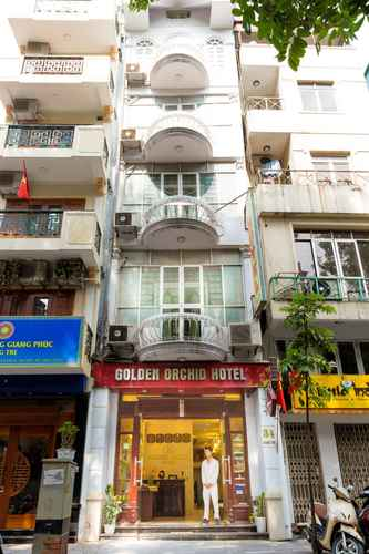 EXTERIOR_BUILDING Golden Orchid Hotel