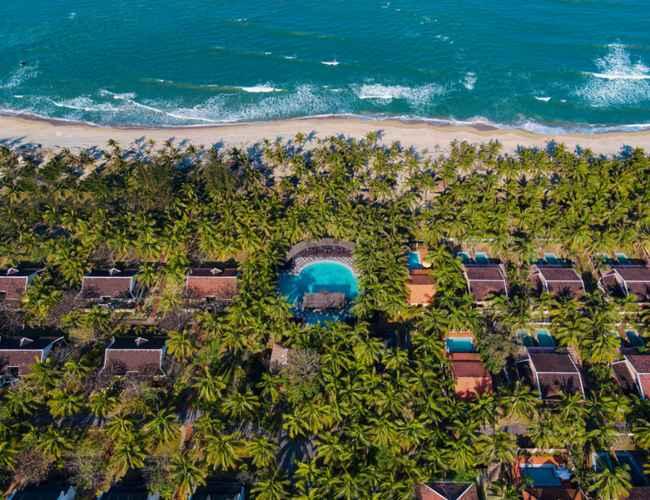 EXTERIOR_BUILDING Le Belhamy Beach Resort & Spa, Hoi An