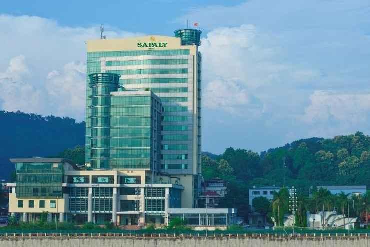 EXTERIOR_BUILDING Sapaly Hotel Lao Cai