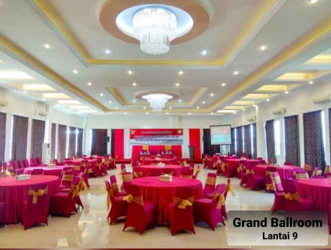 FUNCTIONAL_HALL Hotel 95