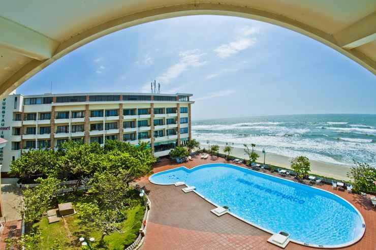 SWIMMING_POOL Vũng Tàu Intourco Resort