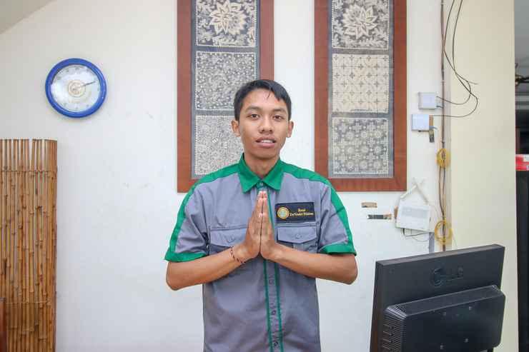 LOBBY Airy Kasihan Ring Road Selatan 320 Yogyakarta
