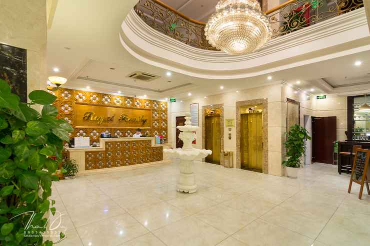 LOBBY Khách sạn Royal Family Đà Nẵng
