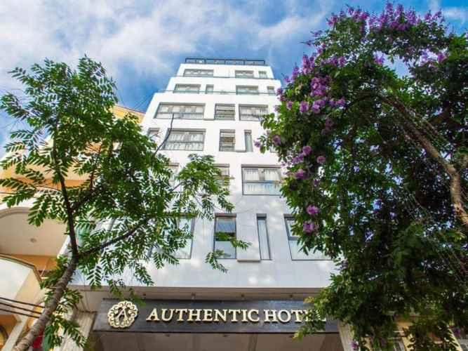 EXTERIOR_BUILDING Khách sạn Authentic Boutique Hà Nội
