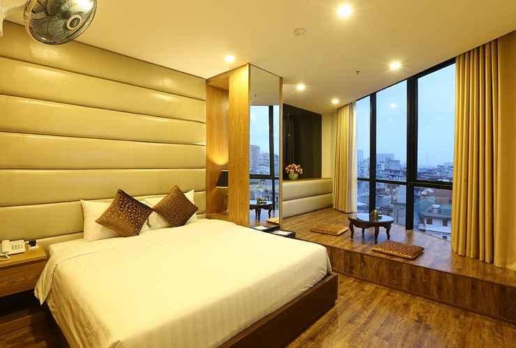 BEDROOM Khách sạn Âu Việt