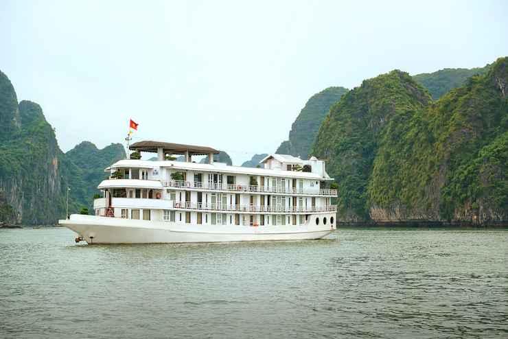 EXTERIOR_BUILDING Du thuyền La Vela Classic
