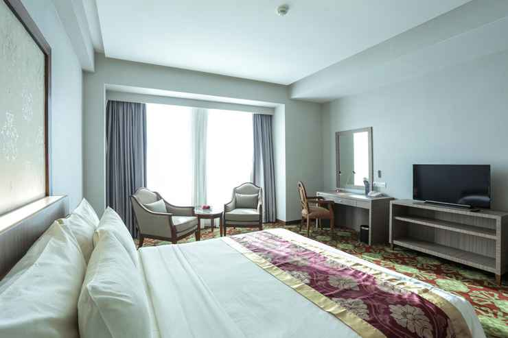 BEDROOM Selyca Mulia Hotel Convention & Shopping Center