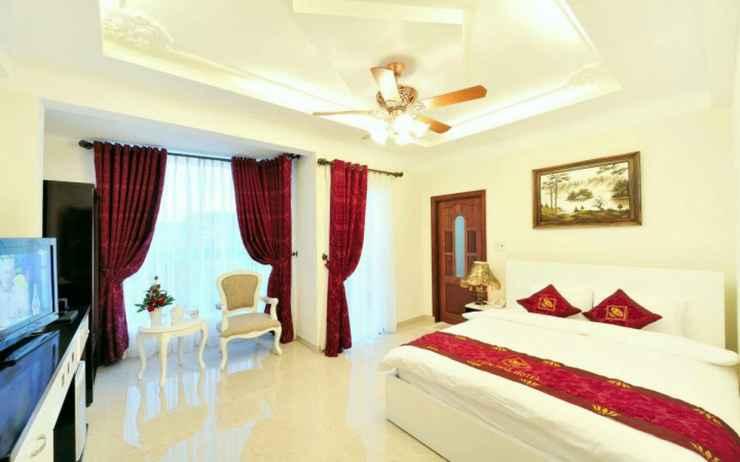 BEDROOM Khách sạn Phước Sơn Đà Lạt
