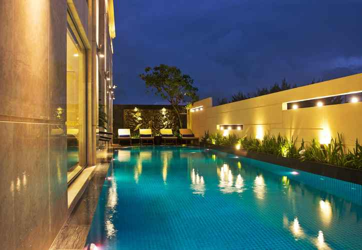 SWIMMING_POOL Hadana Boutique Hotel Da Nang
