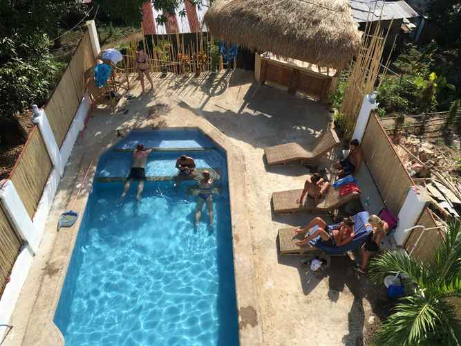 SWIMMING_POOL Casa Montemar Bed and Breakfast