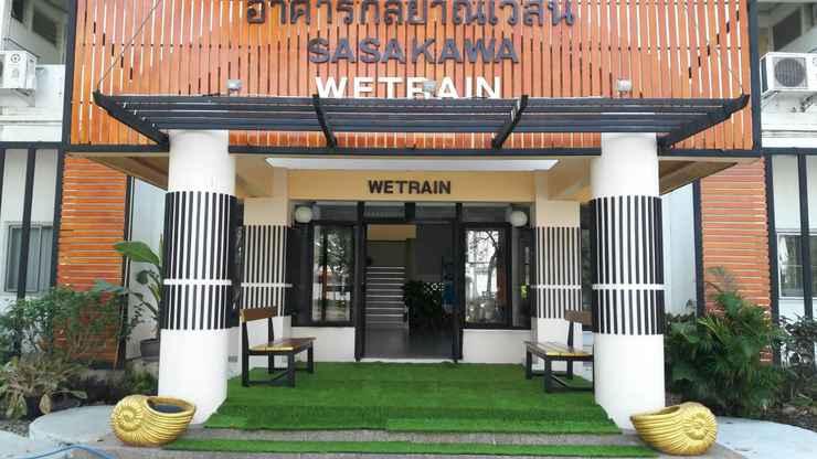 LOBBY We Train Hotel Donmuang