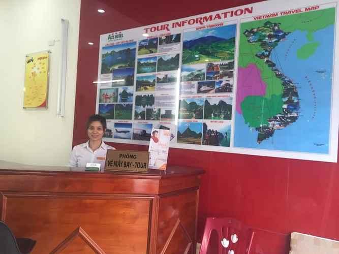 LOBBY A25 Hotel - 197 Thanh Nhan