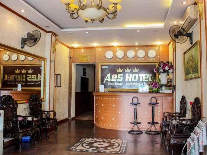LOBBY Khách sạn A25 - 57 Quang Trung
