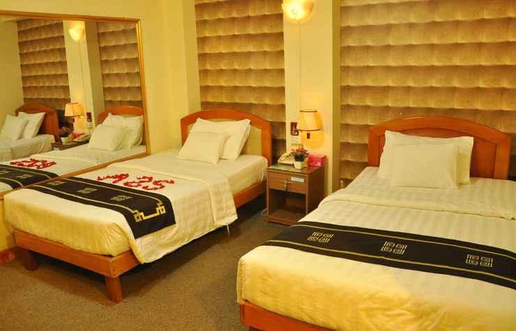 BEDROOM Khách sạn A25 - 251 Hai Bà Trưng HCM