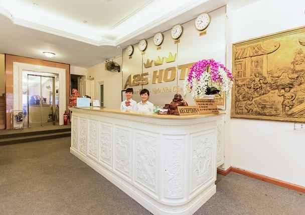 LOBBY A25 Hotel - 35 Mac Thi Buoi