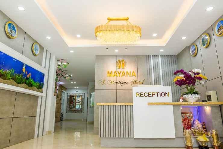 LOBBY Khách sạn Mayana