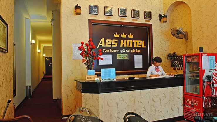 LOBBY A25 hotel - 26 Hang Non