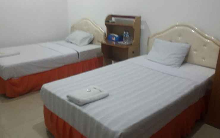 Simple Room Syariah in Kalibata (K37) Jakarta - Twin Bed (CHECK-IN SEBELUM JAM 10 MALAM)