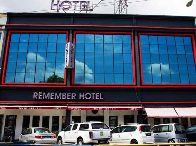 EXTERIOR_BUILDING Remember Hotel Batu Pahat