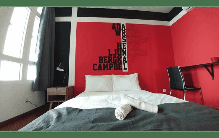 Holi 1Medini Themed Suites, Legoland Johor - 3-Bedroom Penthouse Apartment