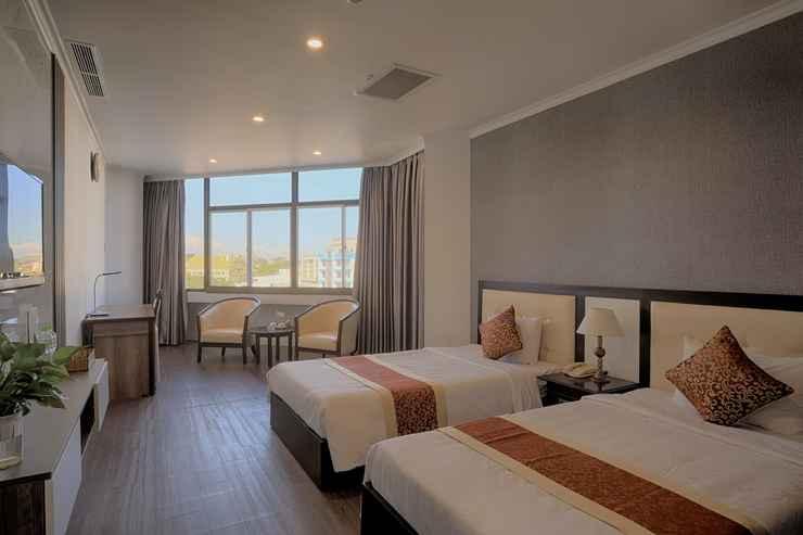 BEDROOM Vung Tau P&T Hotel