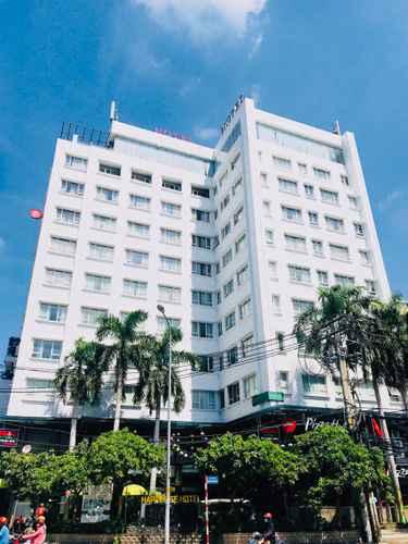 EXTERIOR_BUILDING Khách sạn Happy Life