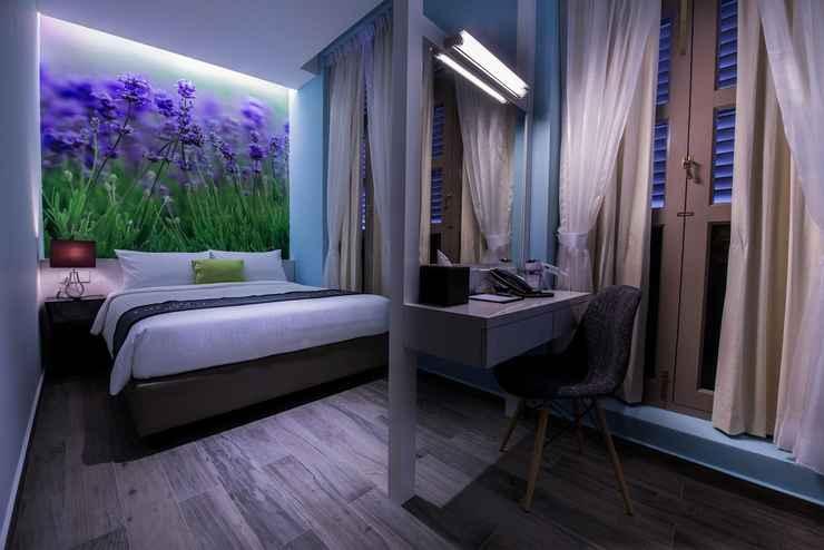 BEDROOM J8 Hotel Singapore
