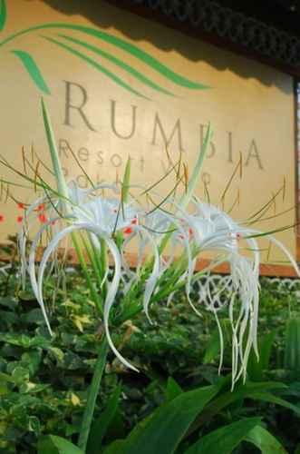 LOBBY Rumbia Resort Villa Paka