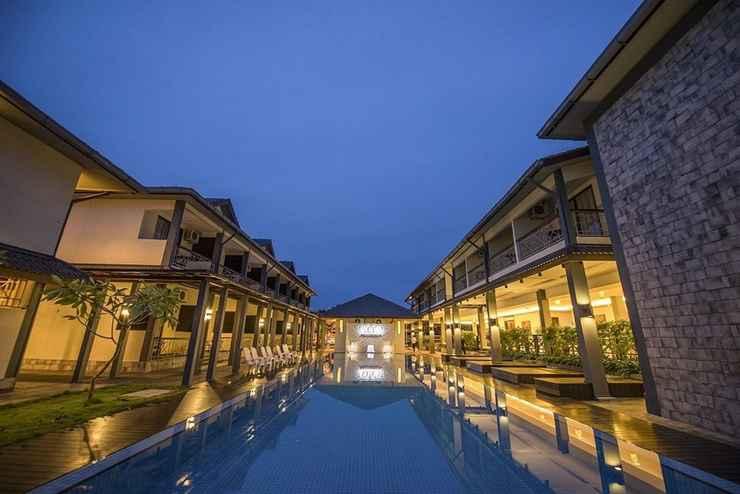 EXTERIOR_BUILDING Alia Residence Business Resort