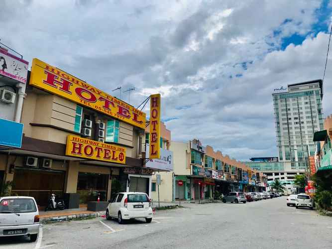 EXTERIOR_BUILDING Highway Times Inn Hotel