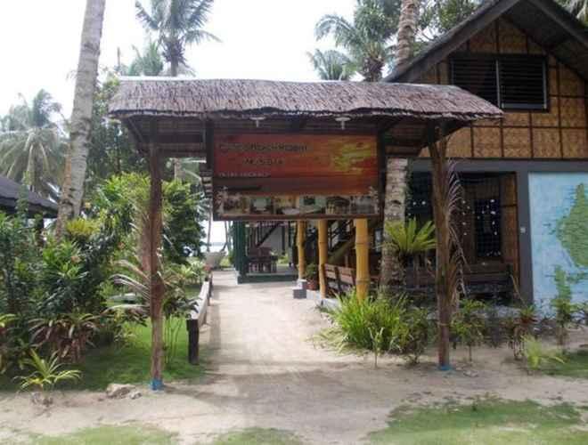 EXTERIOR_BUILDING Eddie's Beach Resort Siargao