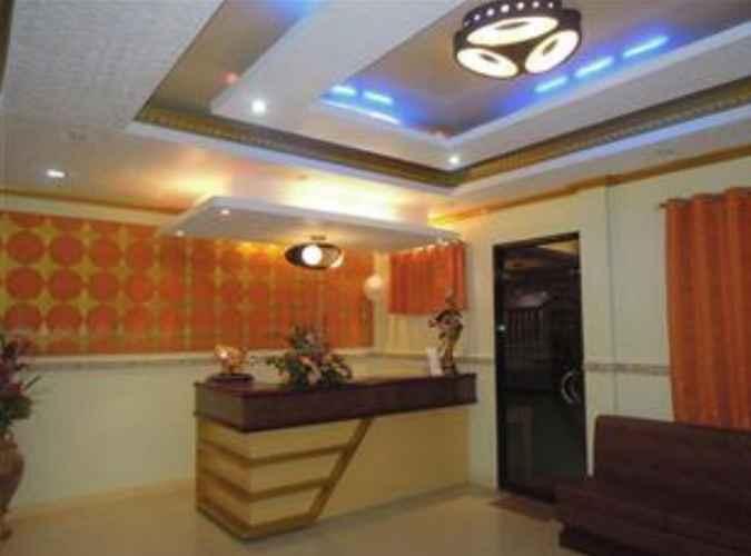 LOBBY Gloreto Guesthouse and Dormitel