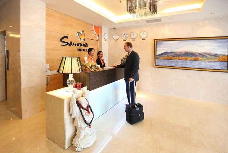 LOBBY Khách sạn Sanouva Sài Gòn