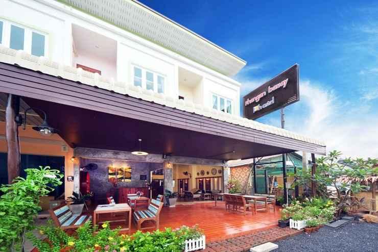 EXTERIOR_BUILDING Phangan Barsay Hostel