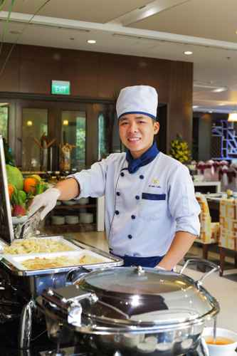 RESTAURANT Central Palace Hotel (Ky Hoa Hotel Ben Thanh)