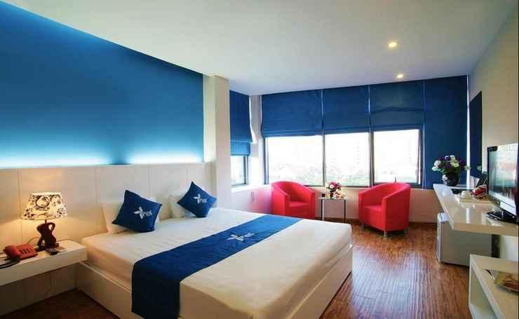 BEDROOM Khách sạn Ping Hanoi