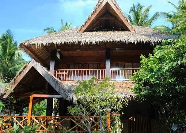 EXTERIOR_BUILDING La Luna Island Resort