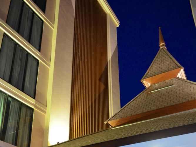 EXTERIOR_BUILDING Tevan Jomtien Hotel Pattaya