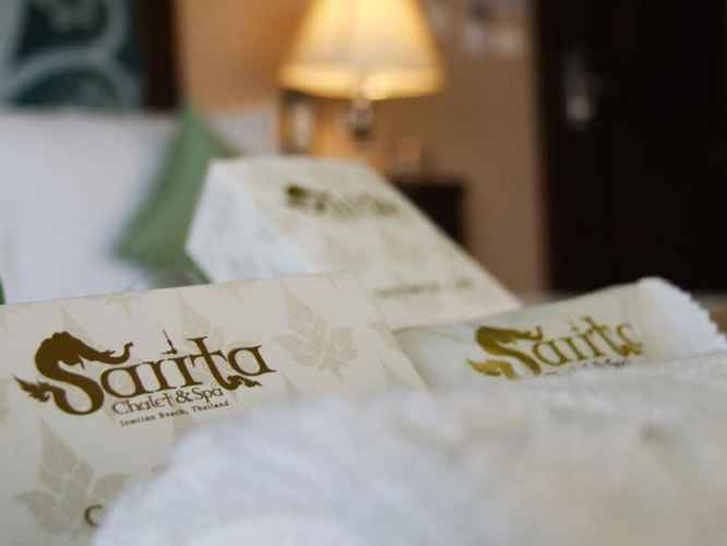 SWIMMING_POOL Sarita Chalet and Spa Hotel
