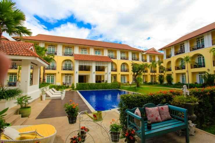 EXTERIOR_BUILDING Khamthana Colonial Hotel Chiangrai