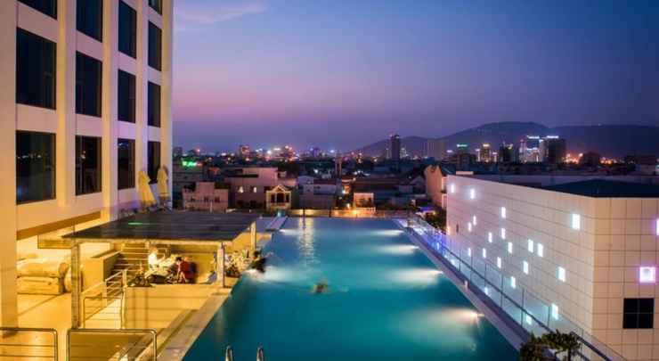 EXTERIOR_BUILDING Royal Lotus Hotel Da Nang managed by H&K Hospitality