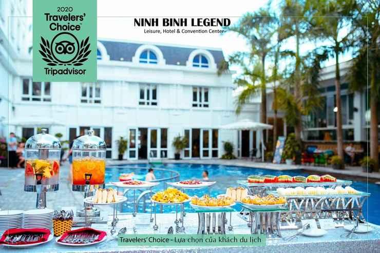 SWIMMING_POOL Khách sạn Ninh Binh Legend