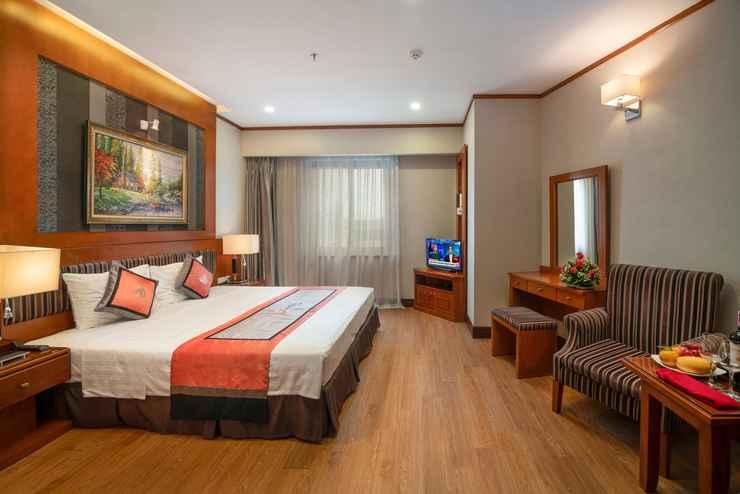 BEDROOM Khách sạn Hanoi La Rosa
