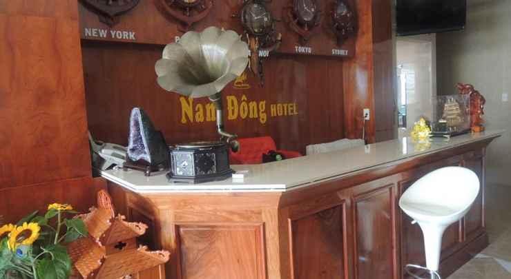 LOBBY Khách sạn Nam Đông Đà Lạt