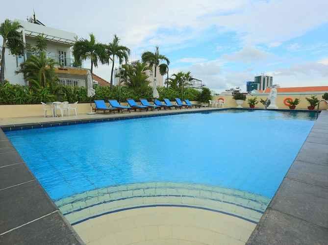 SWIMMING_POOL Khách sạn Ramana Sài Gòn