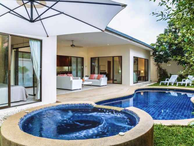 SWIMMING_POOL Villa Tortuga Pattaya